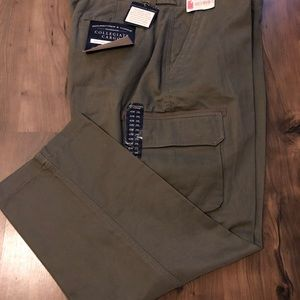 Roundtree & Yorke Cargo Men's pants40W 29L NWT